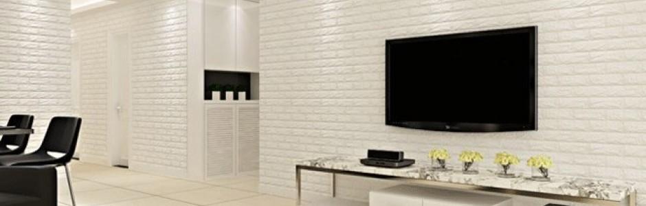 Как да преобразим дома си лесно със самозалепващи 3D тапети?