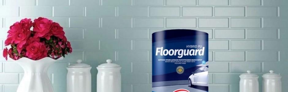 Floorguard – иновативната боя за подове от плочки, фаянс, теракот и цимент